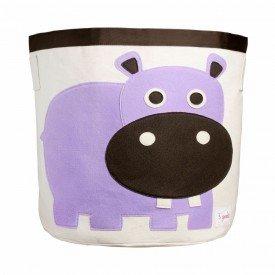 3sprouts storage bin hippo