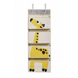 3sprouts hanging wall organizer giraffe