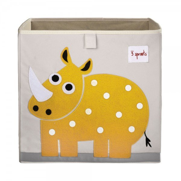 3sprouts storage box rhino