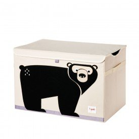 3sprouts toy chest bear