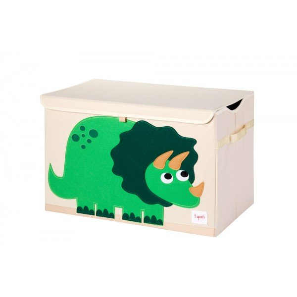 3sprouts toy chest dinosaur