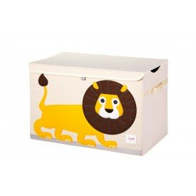 3sprouts toy chest lion