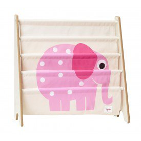 3sprouts book rack elephant
