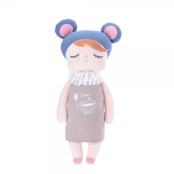 boneca metoo angela doceira retro bear azul 33cm 1