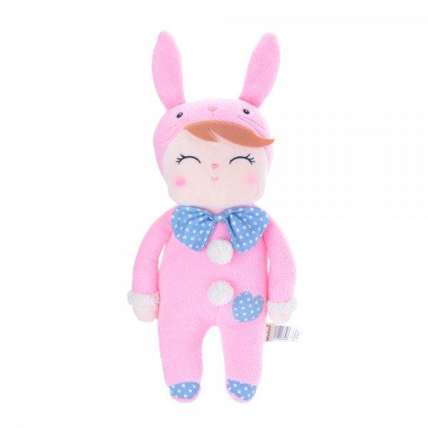 boneca metoo angela pink bunny 33cm 1