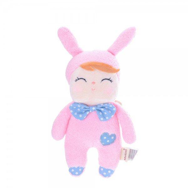 mini metoo doll angela pink bunny 1