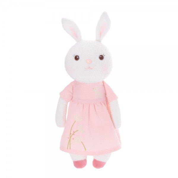 pelucia metoo coelho primavera rosa 1