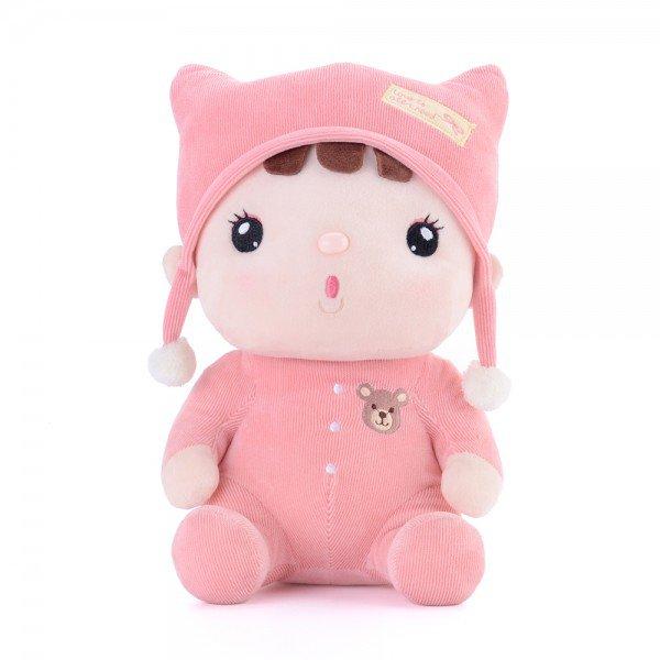 boneca metoo sweet candy bebe rosa 1