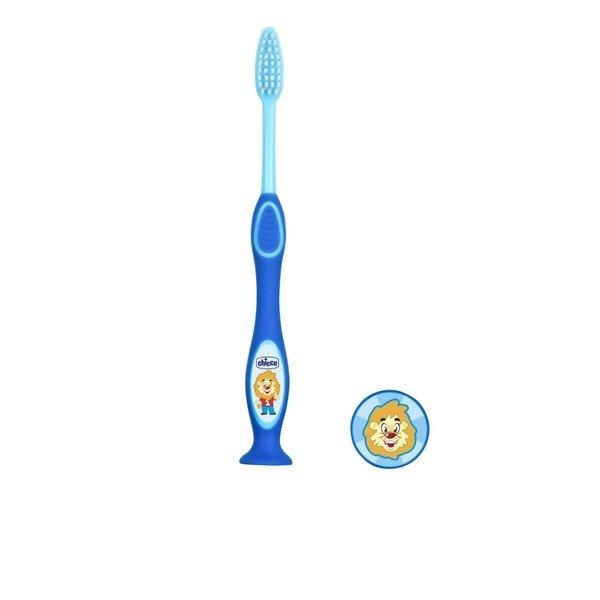 escova de dentes chicco 3 6 anos