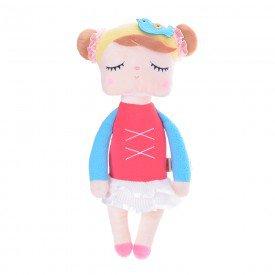 boneca metoo angela bailarina vermelha 33cm 1
