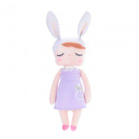 boneca metoo angela jardineira lilas 33cm 1