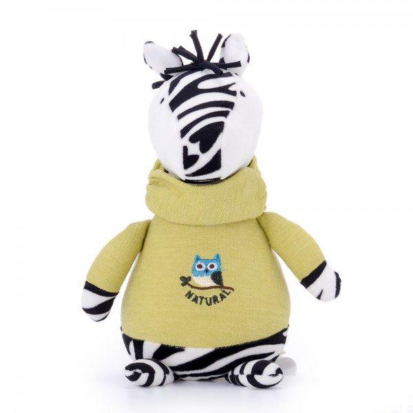 farm animal yellow zebra 1