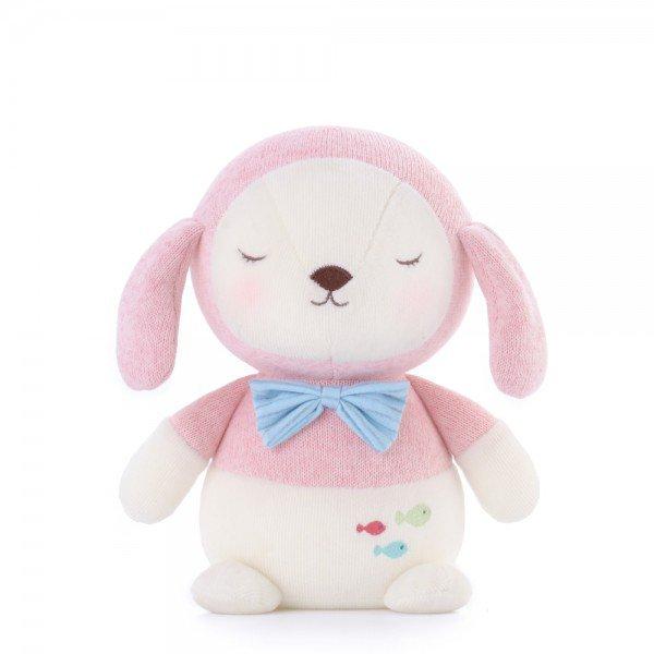 pelucia metoo cachorro rosa 1