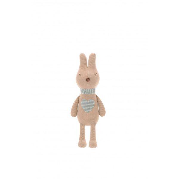 pelucia metoo coelho bunny retro coracao nude