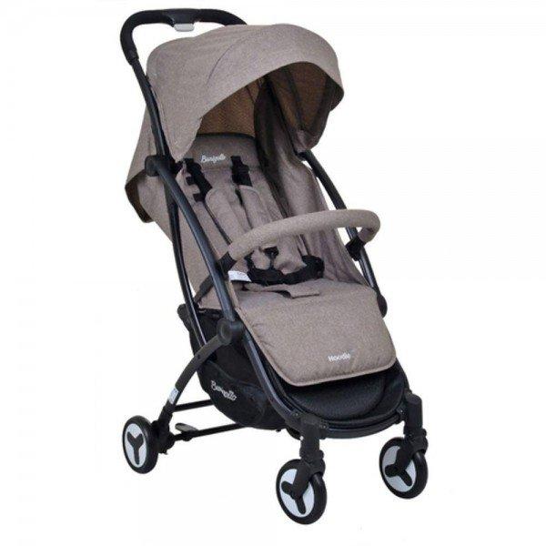 carrinho de bebe burigotto hoodie cappuccino 1502699133