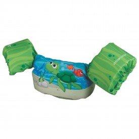 colete salva vidas tartaruga