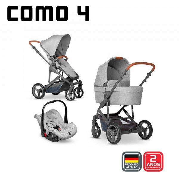 0 como 4 grey combo trio 0