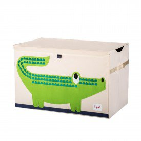 59 organizador retangular crocodilo