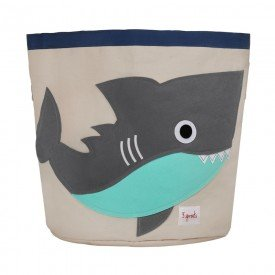 3sprouts storage bin shark