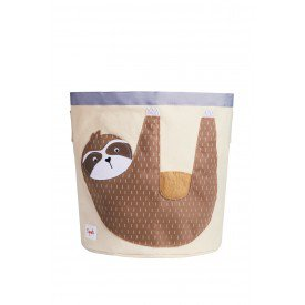 3sprouts storage bin sloth