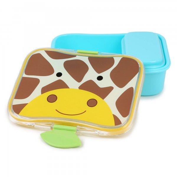 a 21 015 kit lanche zoo girafa 1