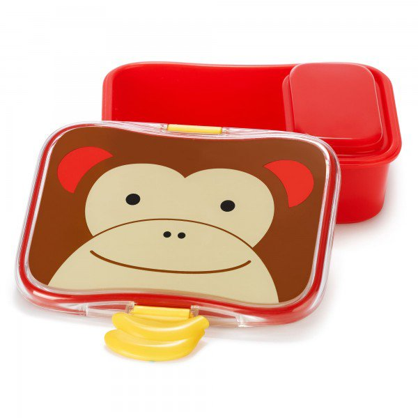a 21 004 kit lanche zoo macaco 2