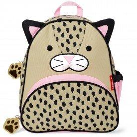 b 16 027 mochila zoo leopardo