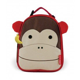 a 17 004 lancheira zoo macaco 2