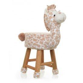 74nfxr 987 1 banco de pelucia de girafa