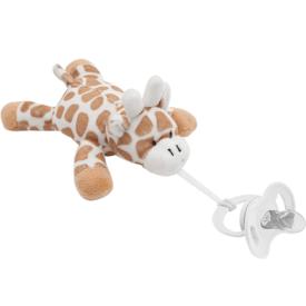11783 minha girafinha com predendor de chupeta