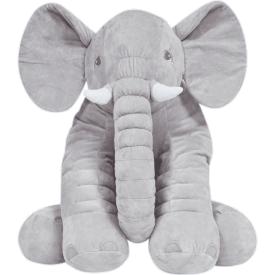 7561 almofada elefante gigante cinza detalhe01