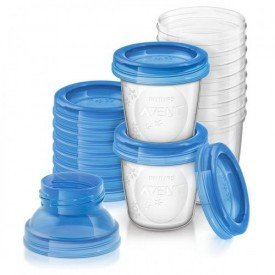 kit copos para armazenamento com tampa 14454436434417
