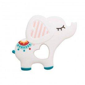 mordedor silicone elefante girotondo baby 1504101033
