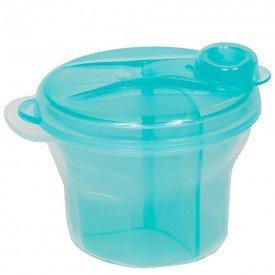pote para leite em po azul buba 14114129