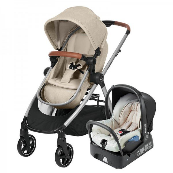 medium 1210332110 2018 maxicosi stroller travelsystem zelia sparkling grey kit