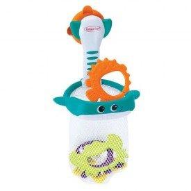 brinquedo de banho infantino pescaria oceano 2