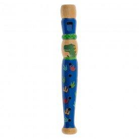 flauta doce dino