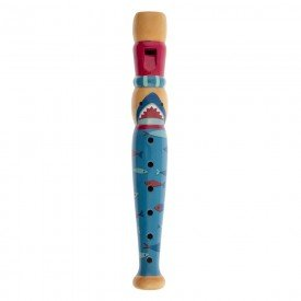 flauta doce tubarao