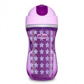copo sport cup 266 ml roxo chicco frente