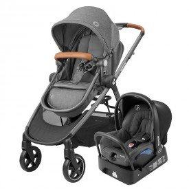 carrinho de bebe com bebe conforto maxi cosi travel system anna 2 tio sparklin grey 1