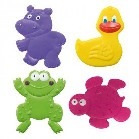 mini tapetes para banho multikids bath and fun 4 pecas 01