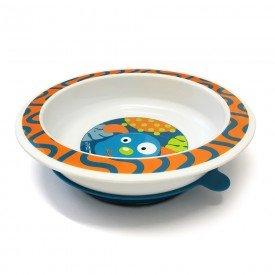 prato raso com ventosa funny meal azul multikids azul 02