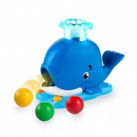 brinquedo baleia divertida bright starts silly spout whale popper 1