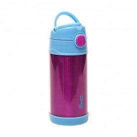garrafa termica clingo inox pink azul 2