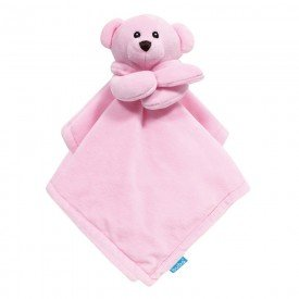 naninha buba ursinho rosa