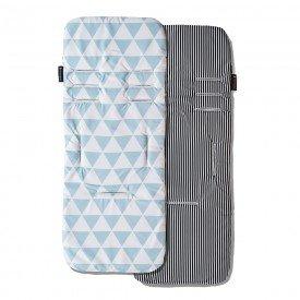 capa protetora de carrinho de bebe masterbag baby manhattan azul 01