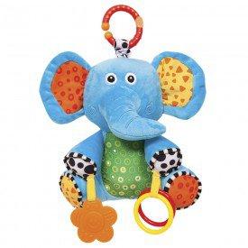 bichinho de pelucia buba para atividades elefantinho