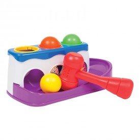 brinquedo bate martelo buba com bolinhas 03