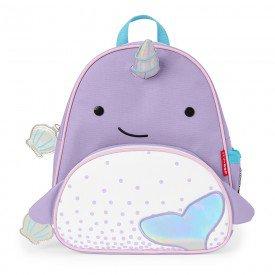 mochila infantil zoo baleia narval skip hop 01