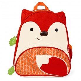 mochila infantil zoo raposa skip hop 02